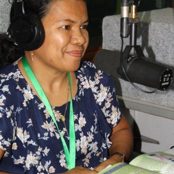 Macu on radio